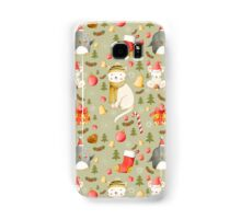 Christmas Pattern Samsung Galaxy Case/Skin