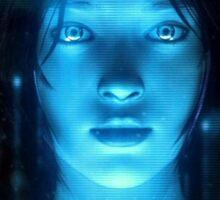 Hi, I'm Cortana Sticker