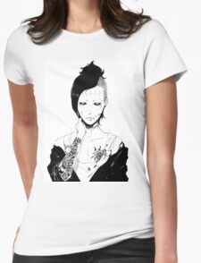 Uta Tokyo Ghoul Womens Fitted T-Shirt