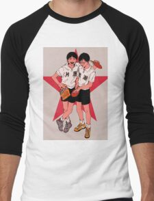Ping Pong the animation Men's Baseball ¾ T-Shirt