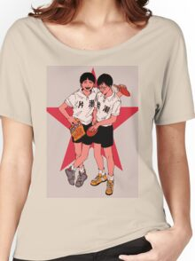 Ping Pong the animation Women's Relaxed Fit T-Shirt