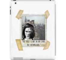 TFIOS - River Phoenix  iPad Case/Skin
