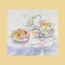 Easter Tea by Patsy Smiles