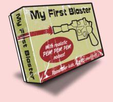 My First Blaster Kids Clothes