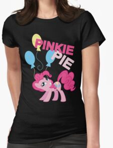 pinkie pie Womens Fitted T-Shirt
