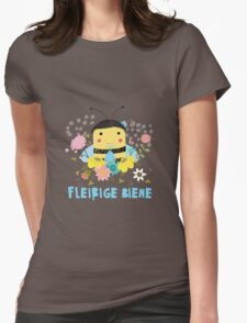 Fleißige Biene Womens Fitted T-Shirt