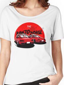 The Kanjozoku - Honda Civic/Integra Women's Relaxed Fit T-Shirt