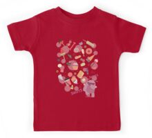 Sweets for Monsters Kids Tee