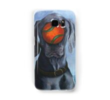 DOG OF MAN Samsung Galaxy Case/Skin
