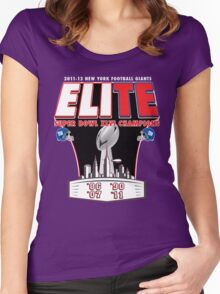 ELITE CHAMPIONSHIP EDITION!!! Women's Fitted Scoop T-Shirt