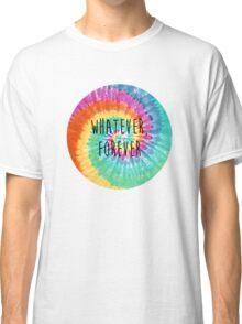 Modern Baseball Tie Dye - Whatever Forever Classic T-Shirt