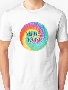 Modern Baseball Tie Dye - Whatever Forever Unisex T-Shirt