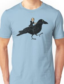 Poe and Raven Unisex T-Shirt