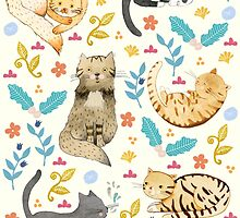 My Cats by Judith Loske