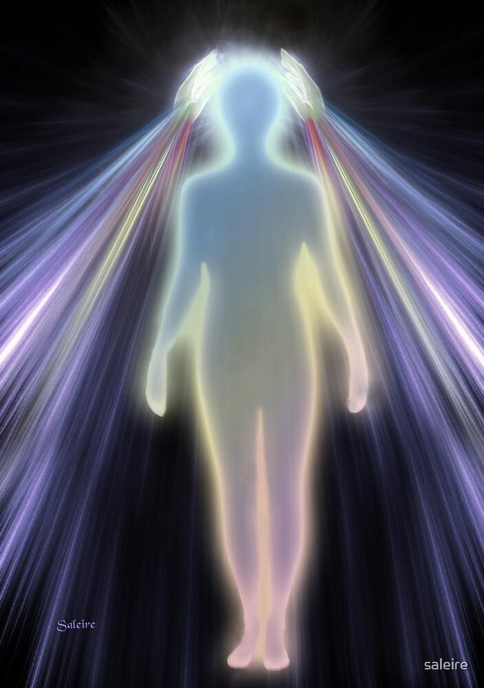 Healing Energy by saleire