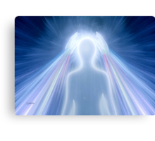 Healing Rays Canvas Print