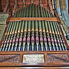 St Michael The Archangel, Smarden - The Organ by Dave Godden