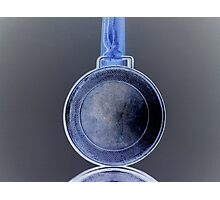 the medal of negativity Photographic Print