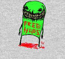 FREE.....hugs? Mens V-Neck T-Shirt