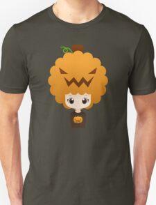 Pumpkin afro girl T-Shirt