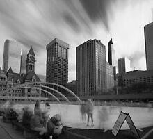 Skating in Toronto by jezza323