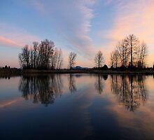 the calm... by Allan  Erickson