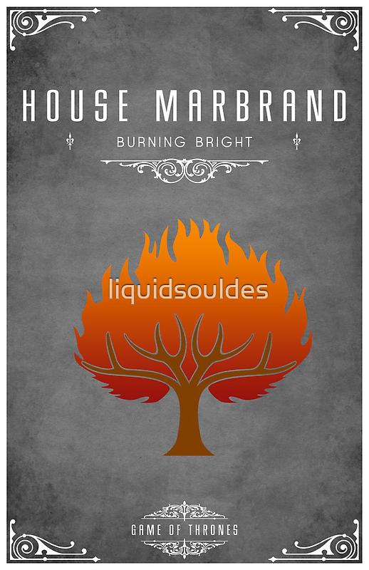 House Marbrand by liquidsouldes