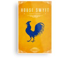 House Swyft Metal Print