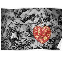 Christmas Heart 2012 Poster