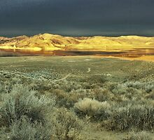 Northern Nevada High Desert by SB  Sullivan