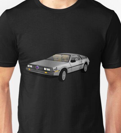 Hyrule Delorean Unisex T-Shirt