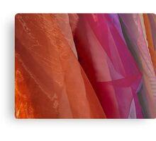 Sheer Colour Metal Print