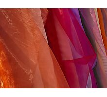 Sheer Colour Photographic Print