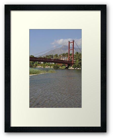 Puerto Banus bridge by luissantos84