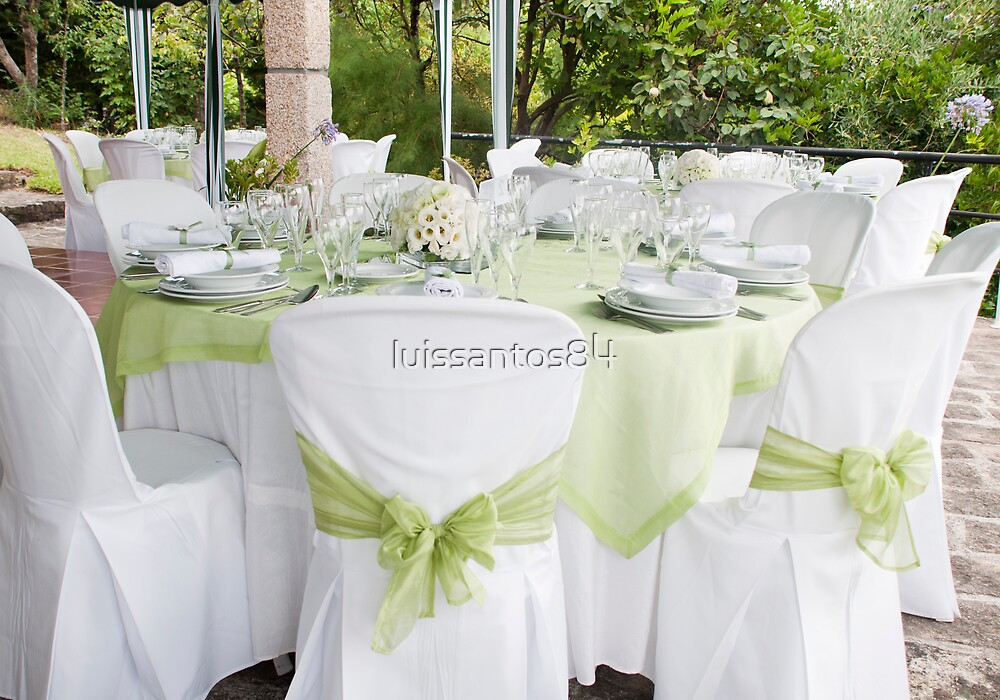 Wedding table by luissantos84