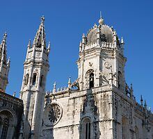 Hieronymites Monastery in Lisbon by luissantos84