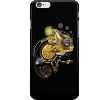 Clockwork Chameleon iPhone Case/Skin