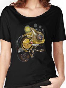 Clockwork Chameleon Women's Relaxed Fit T-Shirt