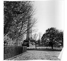 Wellington Monument, Phoenix Park, Dublin Poster