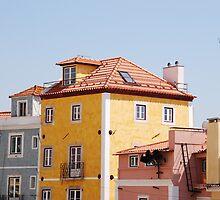 Lisbon´s architecture by luissantos84