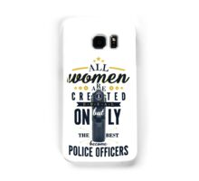 All Women are Created Equal... Samsung Galaxy Case/Skin