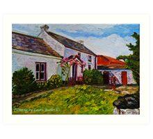 """""""Drumnahunshin Farm, Cultra, County Down."""" Art Print"""