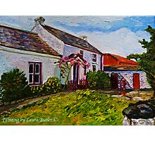 """Drumnahunshin Farm, Cultra, County Down."" Photographic Print"