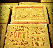 Soap by Caroline Fournier