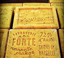 Soap by Caroline Fournier