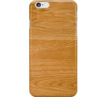 Wood floor texture  iPhone Case/Skin