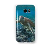 Serious turtle Samsung Galaxy Case/Skin