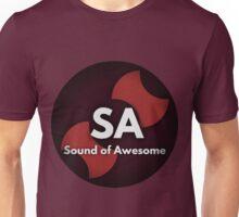 Sound Of Awesome Logo Unisex T-Shirt
