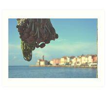 Piran. Art Print