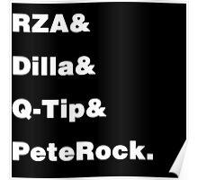 Hip Hop Helvetica Poster